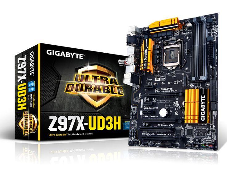 Mother Gigabyte GA-Z97X-UD3H Socket 1150