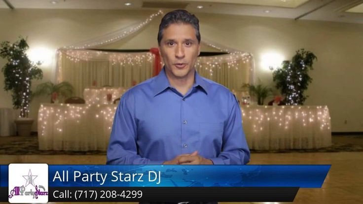 Prices For Wedding DJ Lancaster PA Prices For Wedding DJ Lancaster PA - http://ift.tt/1shovv3 - (717) 208-4299 Lancaster PA Wedding DJ - Need to find a Wedding DJ? For the Best Wedding DJ in PA check out All Party Starz Entertainment for the best Wedding DJ Reviews.  Wedding DJ in PA All Party Starz Your Best Lancaster PA Wedding DJ Check out this great review featured in our video. Call today to set up a free introductory meeting to go over your needs and get your Lancaster PA Wedding DJ…