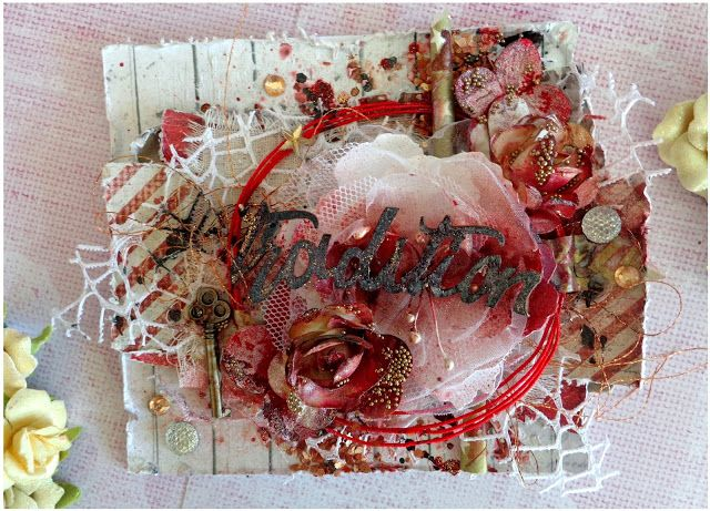 Christmas Cards with Video Tutorial - by Jacqueline Moore