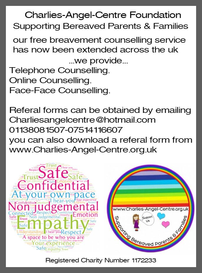 how to help a bereaved parent