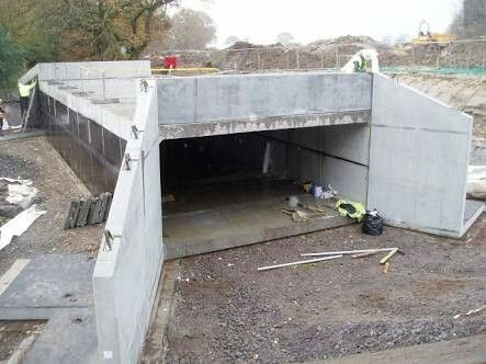 Pin By Dan Smith On Underground Box Culvert Home In 2019