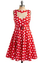 Hmmm how cute would this dress be for Valentine's Day!?