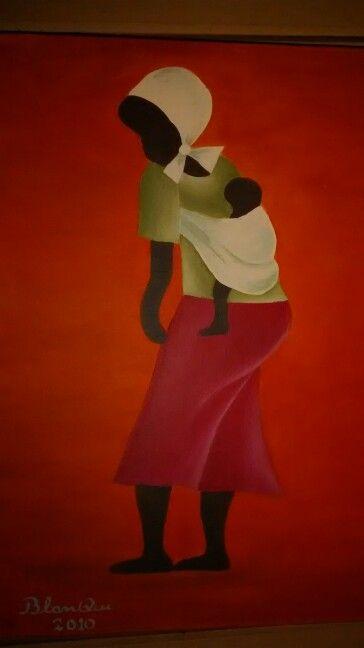 Pintura de Blanka..