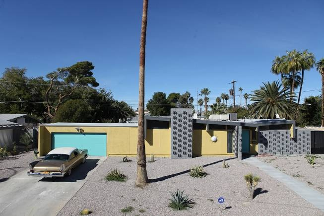 17 Best Images About Mcm Homes In Las Vegas On Pinterest
