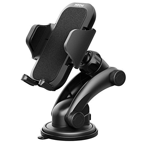 awesome Mpow Phone Holder for Car, Universal Car Windshield / Dashboard Phone Mount Holder for iPhone 8/8Plus/7/7Plus/6s/6Plus/5S, Galaxy S5/S6/S7/S8, Google, LG, Huawei and More   Check more at http://harmonisproduction.com/mpow-phone-holder-for-car-universal-car-windshield-dashboard-phone-mount-holder-for-iphone-88plus77plus6s6plus5s-galaxy-s5s6s7s8-google-lg-huawei-and-more/