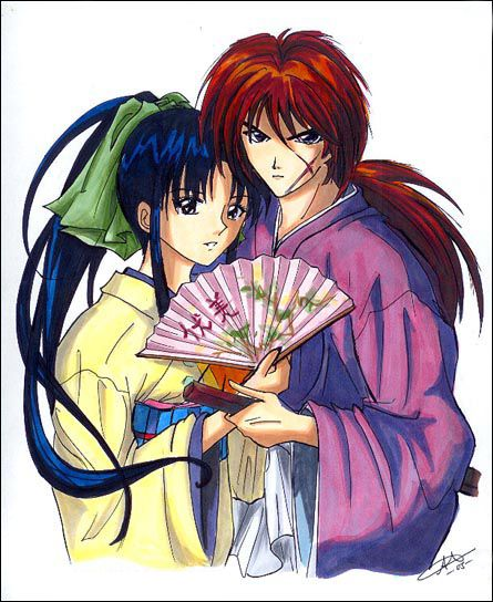 536 Best Images About Rurouni Kenshin On Pinterest
