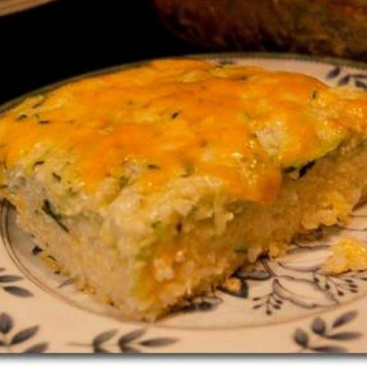 Spicy Mexican Style Zucchini Casserole Recipe