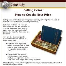 Visit...  Selling Coins
