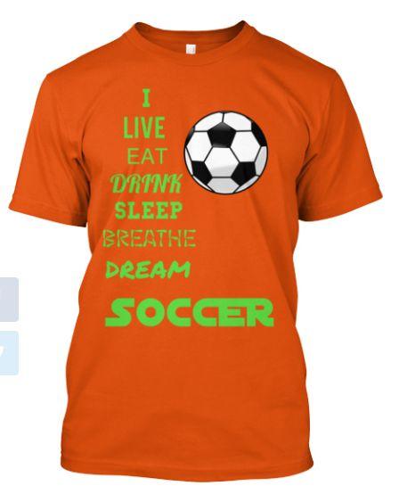 Soccer crazy!