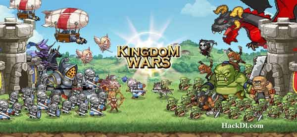 Kingdom Wars Hack 1 5 0 0 Mod Unlimited Money Apk Hackdl War