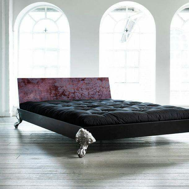 die besten 25 gothic schlafzimmer ideen auf pinterest. Black Bedroom Furniture Sets. Home Design Ideas