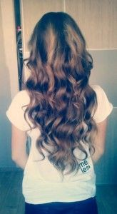 Long hair, waves, beautiful, www.magazyn.modadamska.waw.pl