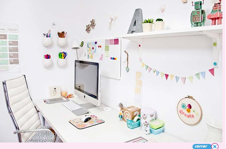 Spaces: Office like