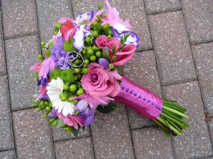 pinks & purples  - LOVE