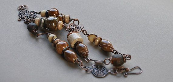 Nomade Beauty by MixNBeads on Etsy, $25.00