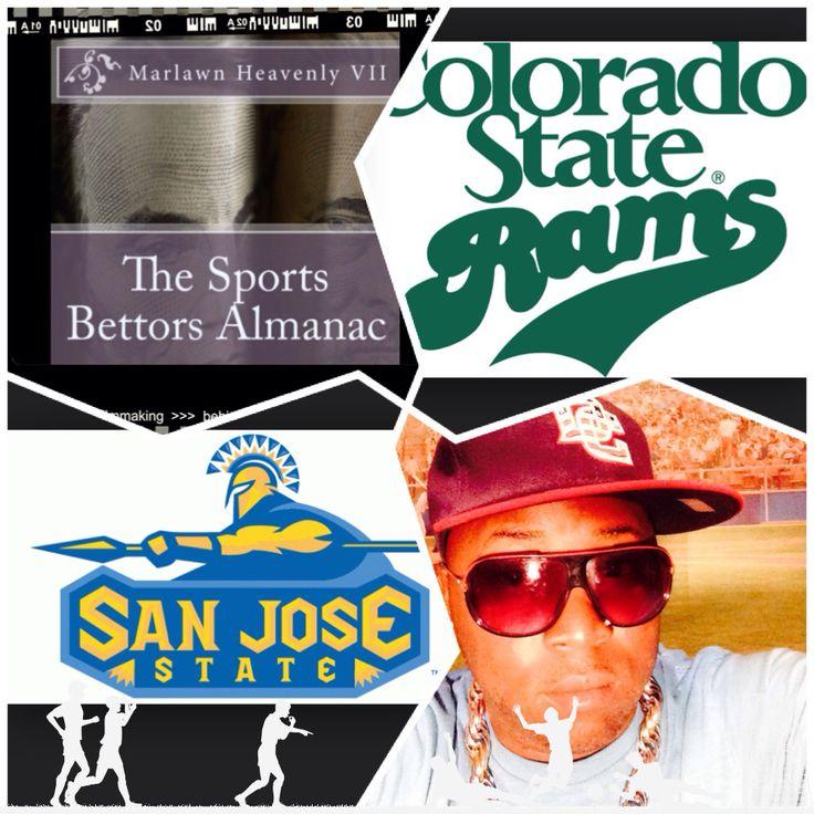 11/1/14 SBA NCAAF Book Update ColoradoState Rams vs