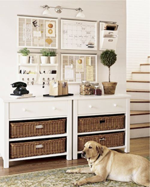 Kitchen Command Center: 14 Best Images About Entry/command Center On Pinterest
