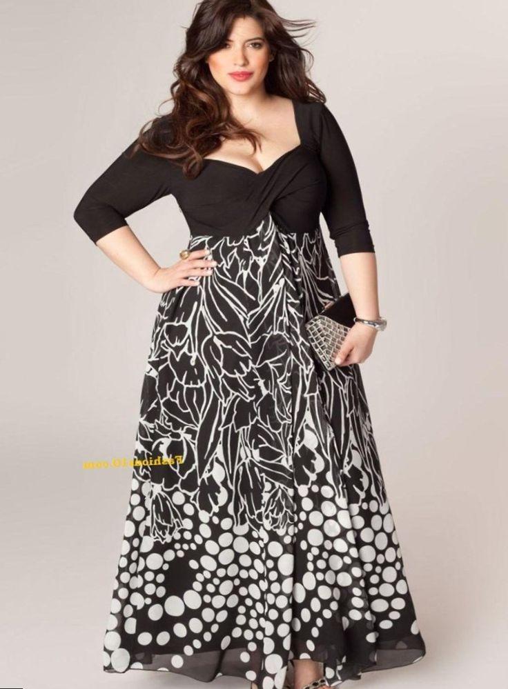 Maxi dresses for larger ladies - https://letsplus.eu/maxi-dress/maxi-dresses-for-larger-ladies.html.