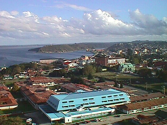 Beautiful city...Puerto Montt, Chile