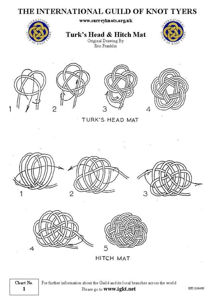 Top 25+ best Turks knot ideas on Pinterest | Knot pillow ...