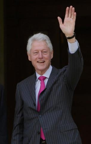 President Clinton turns 66 on this Aug. 19, 2012. Happy Birthday!