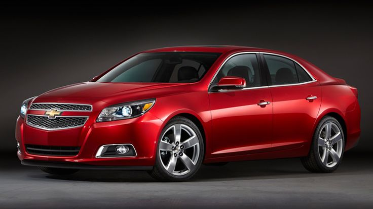 PIN & READ: 2013 #Chevrolet Malibu LTZ