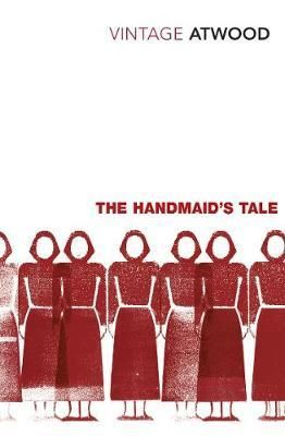 The Handmaid's Tale - Margaret Atwood - a book by a Canadian author. Very powerful and suspenseful. Loved it. 5 stars.  susp