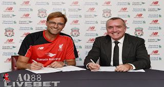 Liputan Bola - Juergen Klopp Resmi Latih Liverpool