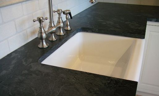 Problems With Soapstone Countertops : Soapstone kitchen counters google search kitchens