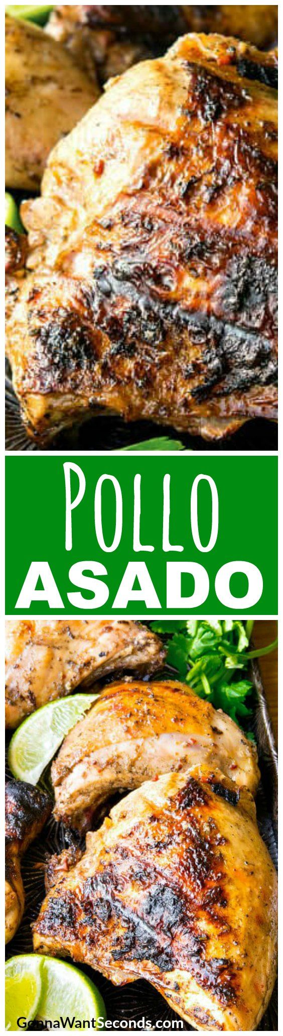 Put a Mexican spin on your grilled chicken with this Pollo Asado recipe. Smoky, spicy, tangy and tasty, this dish has it all, and your backyard BBQs will be the most popular ones on the block!