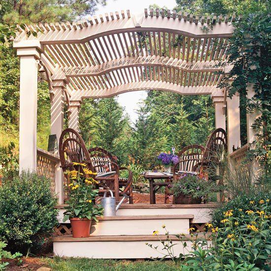 Pergola Design Ideas view in gallery Add Interest To Your Yard With A Pergola Pergola Designspergola Ideasoutdoor