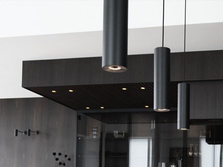 Penthouse CPH   Storm Light P350 - Black Pendant.   STORM SYSTEM made in Denmark by oneA   See more - www.oneA.dk