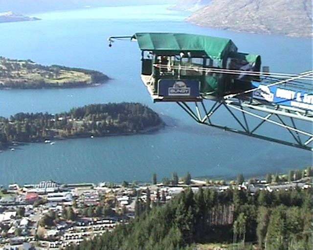 Home of Bungy. Have I done it - yes! Will I do it again - not on your life!!