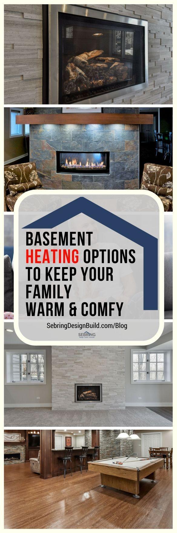 Unique Heating Options for Basement