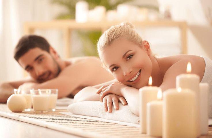 масаж освобождаване от стресса подобряване на настроението