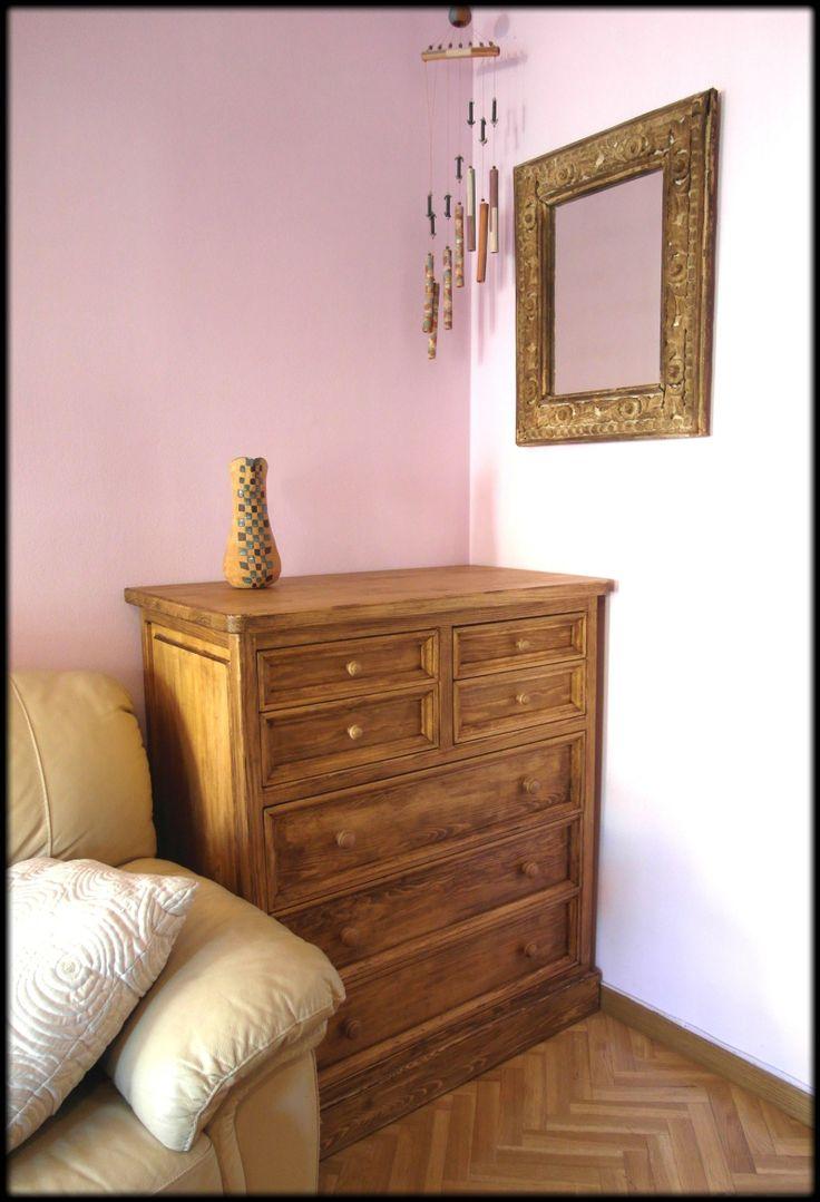 comoda estilo mexicano by tamal muebles nuestros muebles