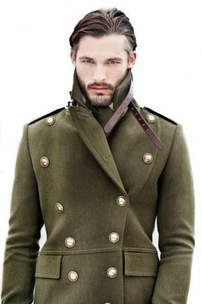 17 meilleures id es propos de manteau long homme sur. Black Bedroom Furniture Sets. Home Design Ideas