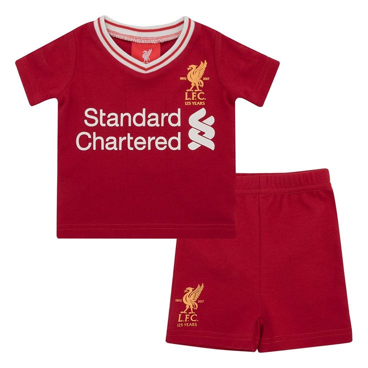 Liverpool FC LFC Home Tee and Short Set 17/18 Official   This LFC Home Kit Tee and Shorts Set 17/18 is designed around the new Liverpool FC Home Kit for Read  more http://shopkids.ca/liverpool-fc-lfc-home-tee-and-short-set-1718-official/