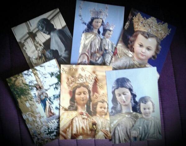 Novena en honor de María Auxiliadora en el Mundo #MayoSalesiano.