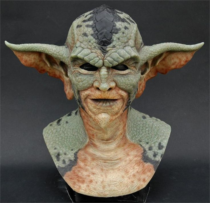 The GREMLIN Silicone Mask