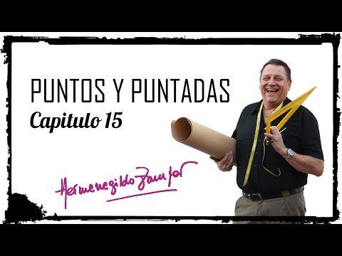 Hermenegildo Zampar - Puntos y Puntadas 15 - El vestido Jackie Talle 44 - YouTube