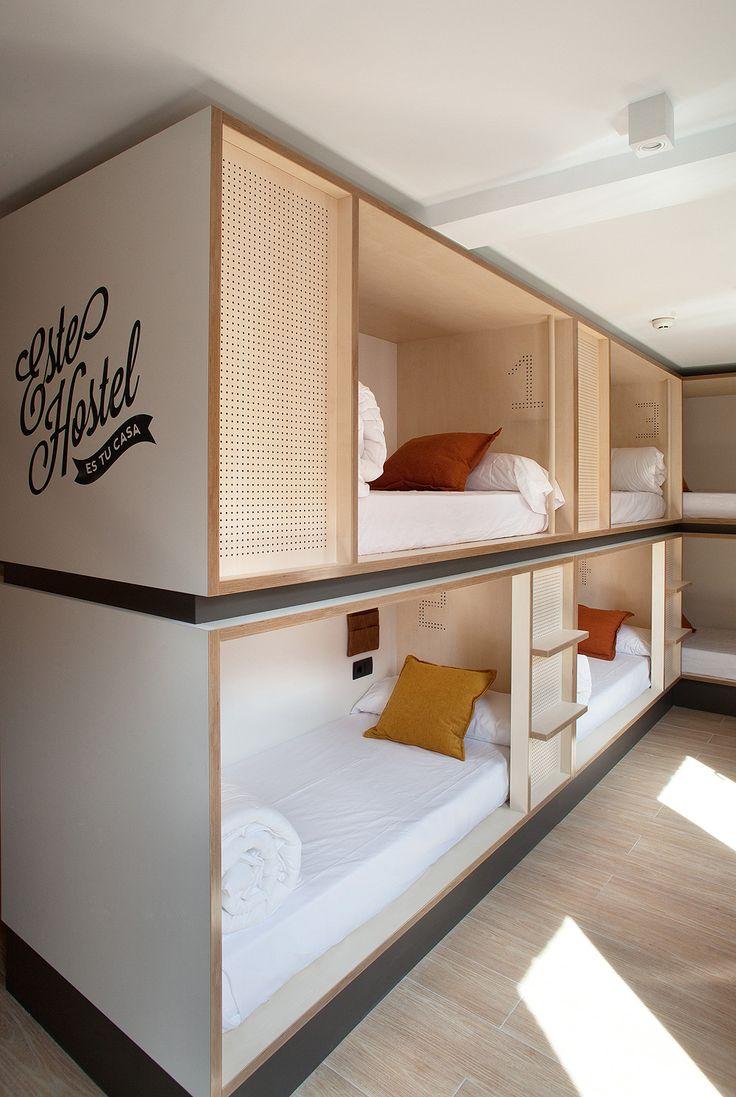 TOC Hostel Sevilla, un moderno albergue diseñado por GCA                                                                                                                                                                                 Más