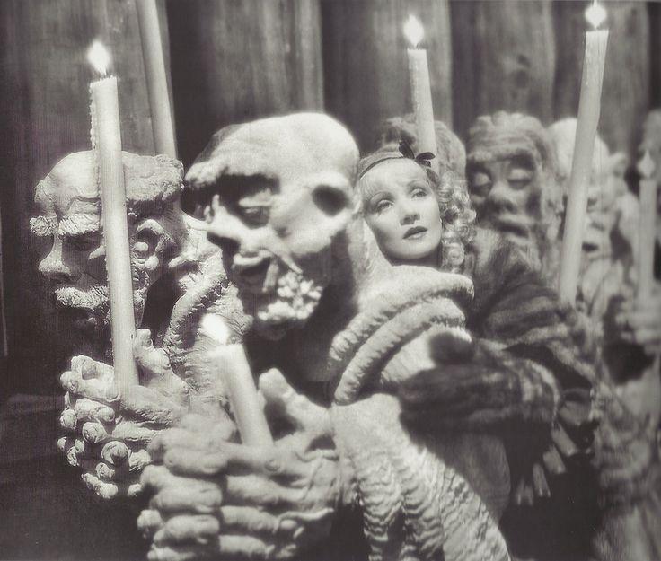 The Scarlet Empress (1934) Directed by Josef von Sternberg