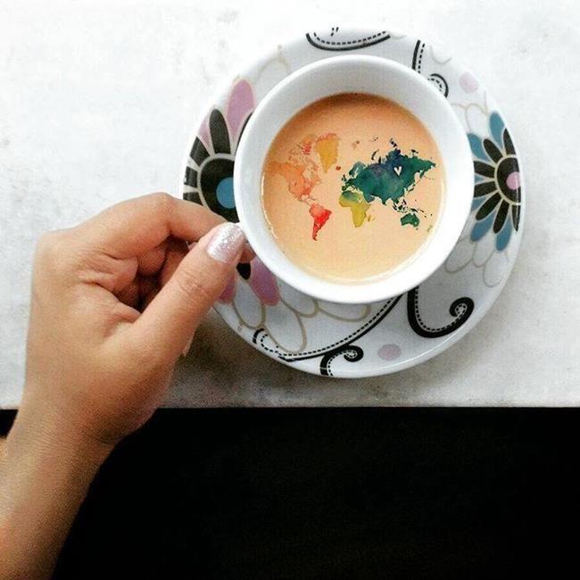 Gündelik Eşyalar ve Yiyecekler ile Oluşturulmuş Birbirinden Yaratıcı 20+ Çalışma Sanatlı Bi Blog 23