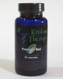 Kratom Therapy - Premium Bali Kratom Capsules (30 count), Price: $34.95 #HeadedWest  #theheadedwest.com