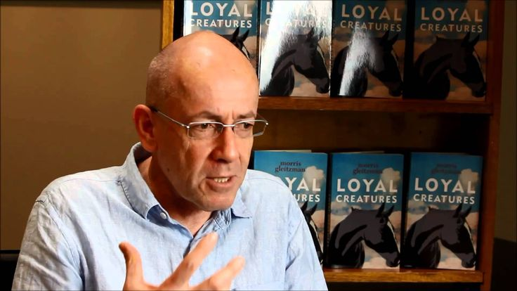 Morris Gleitzman, bestselling author of Loyal Creatures, in conversation with Andrew Cattanach