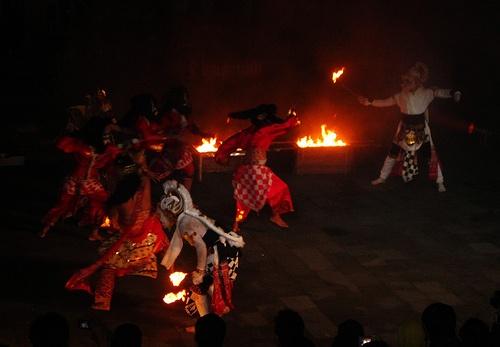 Sendratari Ramayana Surakarta (Solo) : Anoman Obong [Explored 22 April 2012]