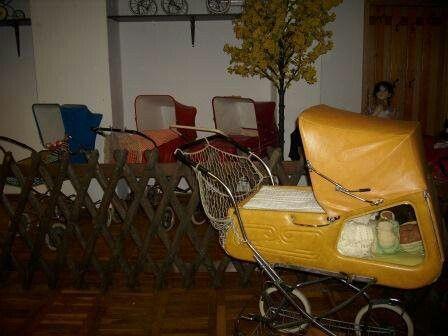 DDR Kinderwagen