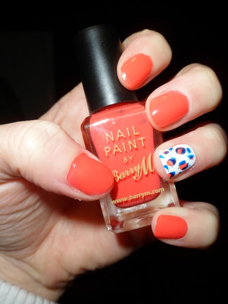 cute nails.Nails Art, Fun Parties, Cute Nails, Nails Design, Nails Ideas, Parties Nails, Barrym Coral, Design Nails, Blue Prints