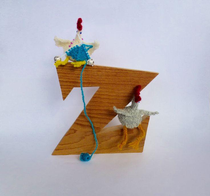 knitting chicky chick on z
